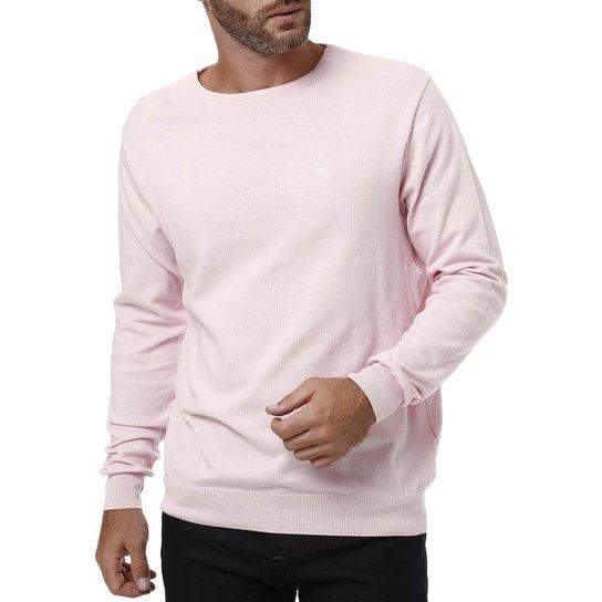 Suéter Masculino Manobra Radical Rosa - Compre Agora   Zattini 1c3d10b5f1