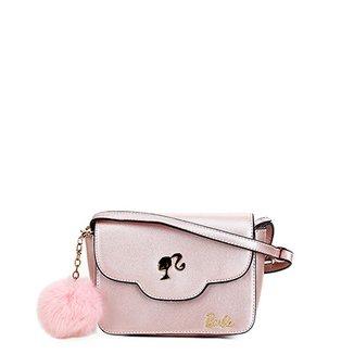 09d9c742e Bolsa Gash Mini Bag Barbie Feminina
