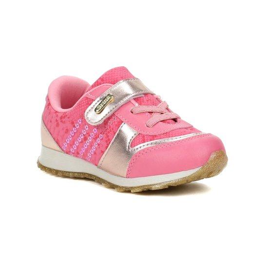38c1fa9bb28 Tênis Infantil Para Bebê Menina Rosa - Compre Agora