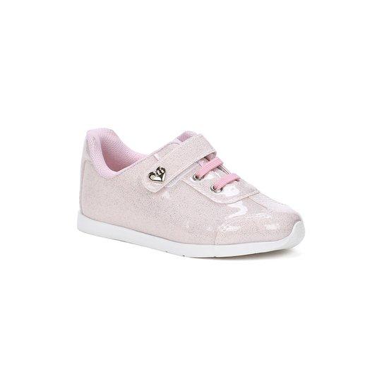 6c3503cd7fc Tênis Infantil Para Bebê Menina - Rosa - Compre Agora