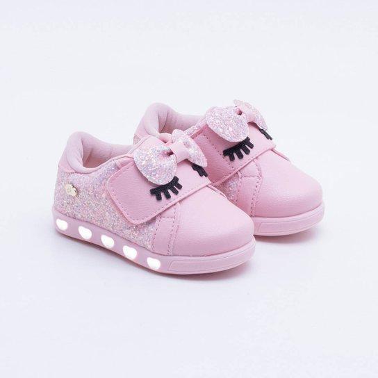 f50fc180247 Tênis Pampili Sneaker Led Infantil - Compre Agora