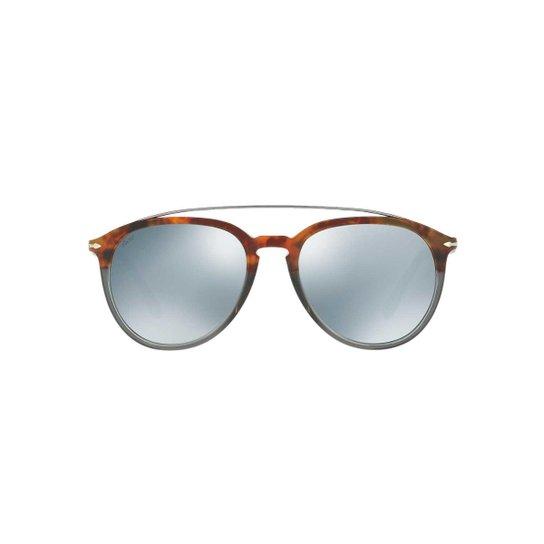 Óculos de Sol Persol Piloto - Compre Agora   Zattini ff06165738