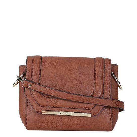 Bolsa Via Uno Flap Transversal Ferragens Feminina - Compre Agora ... 587df6a8c9ca5