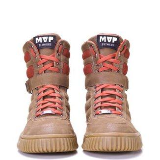 c334db729e Tênis MVP Fitness Boot Fashion Feminino