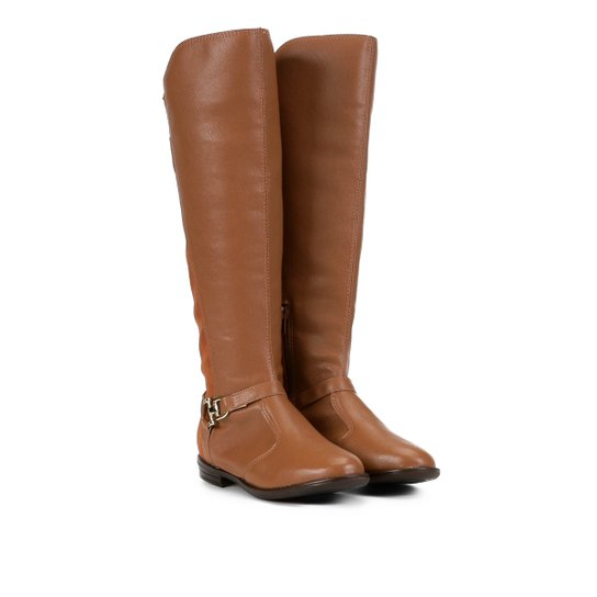 e362b61e617 Bota Over The Knee Infantil Molekinha London Feminina - Compre Agora ...