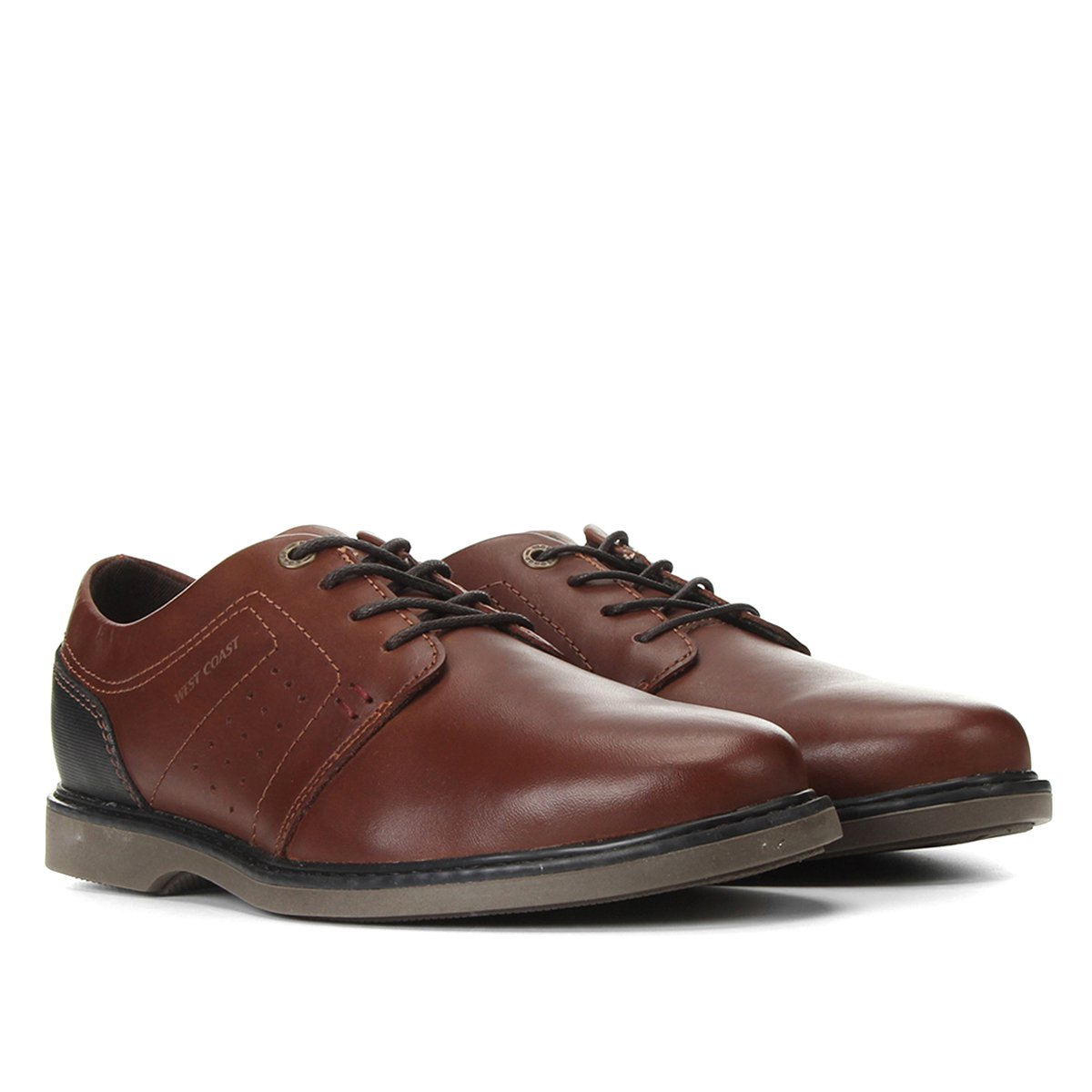 Sapato Casual West Coast Masculino
