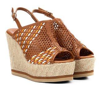 17c343073 Sandálias Bottero Feminino Caramelo - Calçados | Zattini
