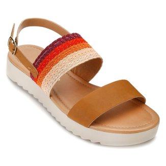 fc6c650fe Sandálias Dakota Caramelo - Calçados | Zattini