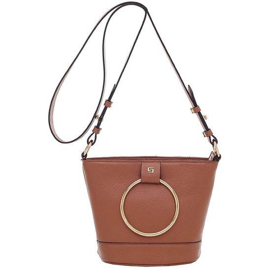 32a5c6c83 Bolsa Smartbag Transversal - Caramelo - Compre Agora | Zattini