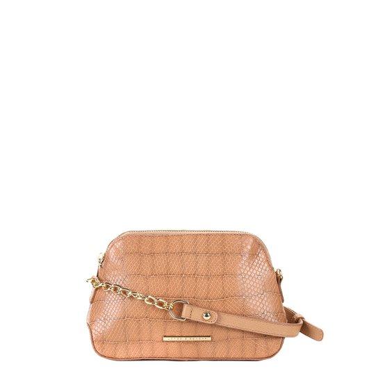 33e298d4e Bolsa Couro Jorge Bischoff Mini Bag Estruturada Feminina - Compre ...