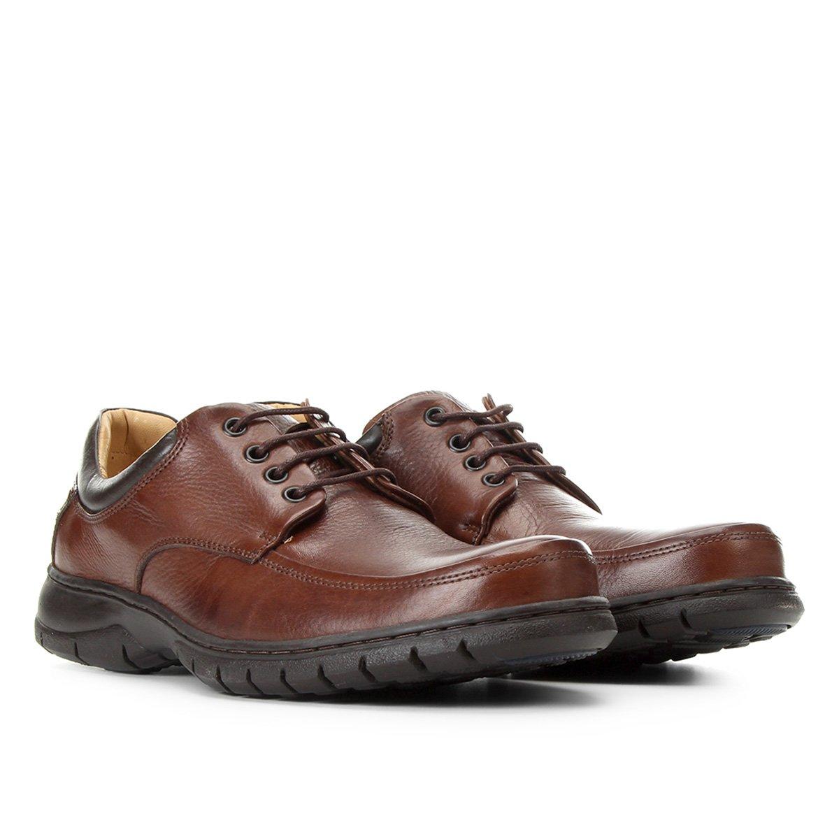 Sapato Conforto Anatomic Gel 360º Plus Masculino