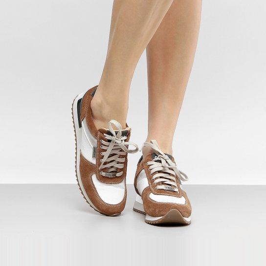 7b8db81ca4e Tênis Couro Colcci Jogging Mash Feminino - Compre Agora