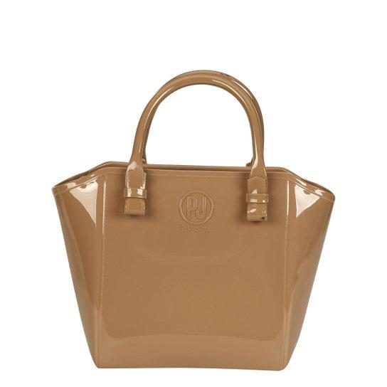 703f95938 Bolsa Petite Jolie Shopper - Caramelo