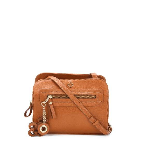 12954eadf Bolsa Couro Capodarte Mini Bag Transversal Feminina - Compre Agora ...