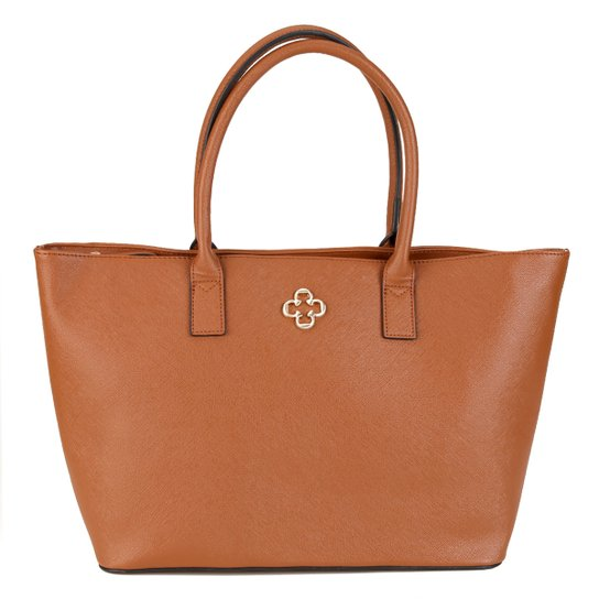 b37a85eb8 Bolsa Capodarte Tote Shopper Soft Safiano Feminina - Compre Agora ...