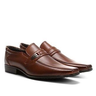 4d7471d73 Sapato Social Masculino Caramelo Tamanho 38 - Calçados | Zattini