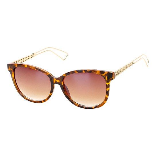 9817b6543cf10 Óculos de Sol King One Gatinho HP4665 Feminino - Compre Agora   Zattini