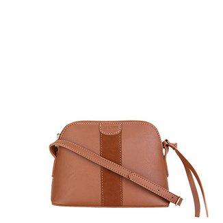 3ea7bc0fd Bolsa Anacapri Mini Bag Transversal Feminina