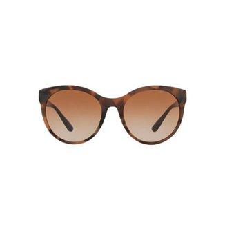 b1056c721e7e5 Óculos de Sol Burberry Redondo BE4236 Feminino