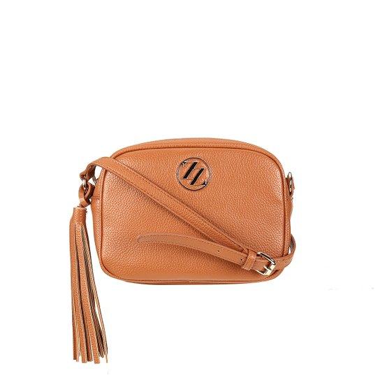 90c835237 Bolsa DrezzUp Mini Bag Chaveiro Barbicachos - Caramelo