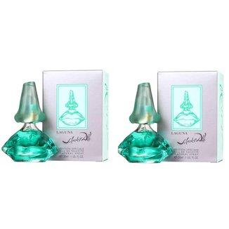 2 Perfumes Laguna Feminino 30 ml