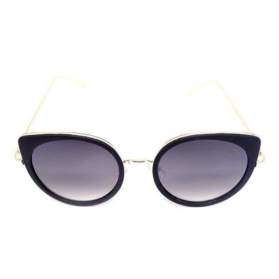 Óculos Cayo Blanco de Sol Redondo Fashion Feminino - Compre Agora ... 1c15323b84