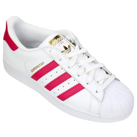 Tênis Adidas Superstar Foundation Infantil - Compre Agora  00b271d5a4f