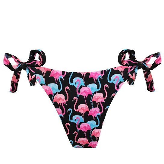 4136a3885 Calcinha de Biquíni Marétoa Empina Bumbum Flamingo - Compre Agora ...