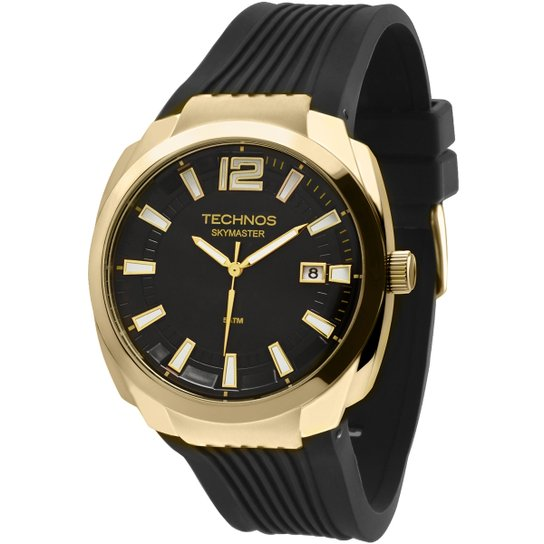 Relógio Technos Performance Skymaster - Compre Agora   Zattini 1d63203773