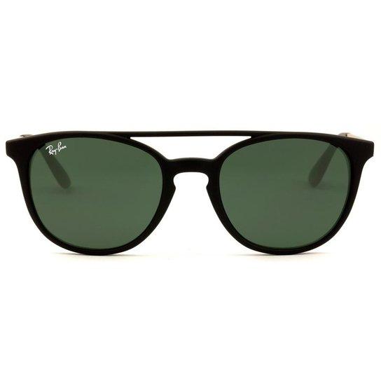 Óculos de Sol Ray Ban RBL Classica - Preto e Dourado - Compre Agora ... cb4193dc58