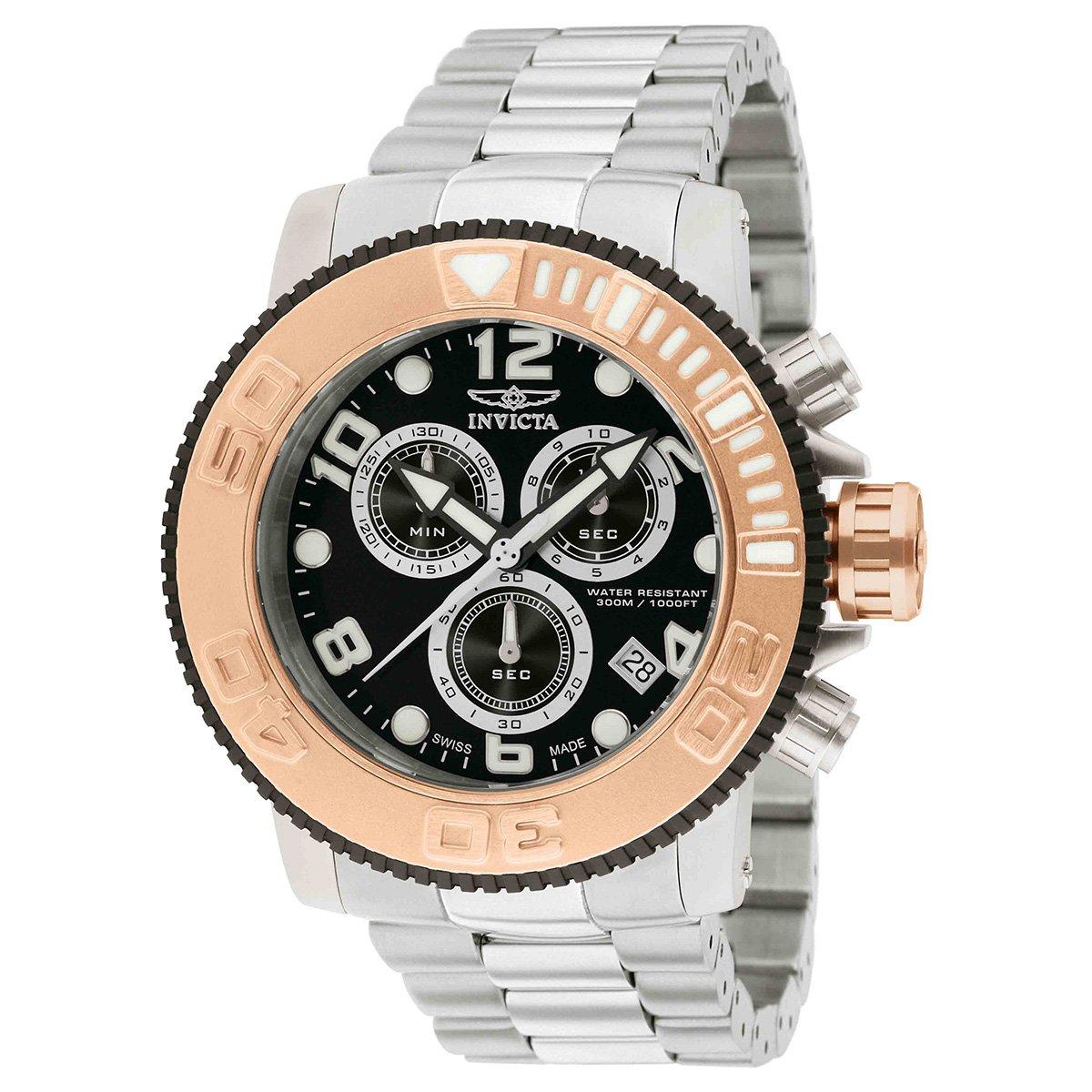 5dcd2dd44be Relógio Invicta Sea Hunter Analógico 012533 Masculino