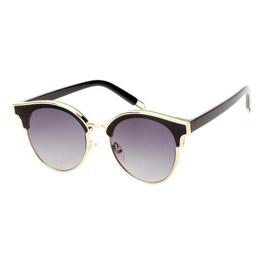 696f733d92226 Óculos De Sol King One Redondo S8671 Feminino - Compre Agora   Zattini