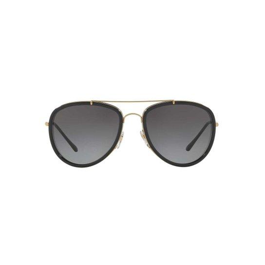 Óculos de Sol Burberry Piloto BE3090Q Masculino - Compre Agora   Zattini f094fae33b