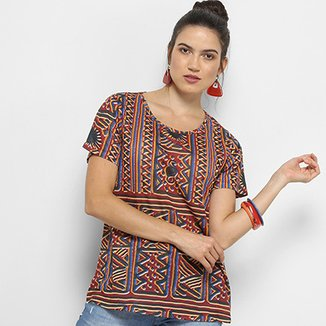21e966b670 Camiseta Cantão Cajutopia Feminina