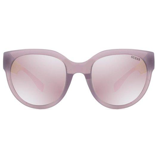 75de02b99 Óculos de Sol Guess Feminino - Lilás | Zattini