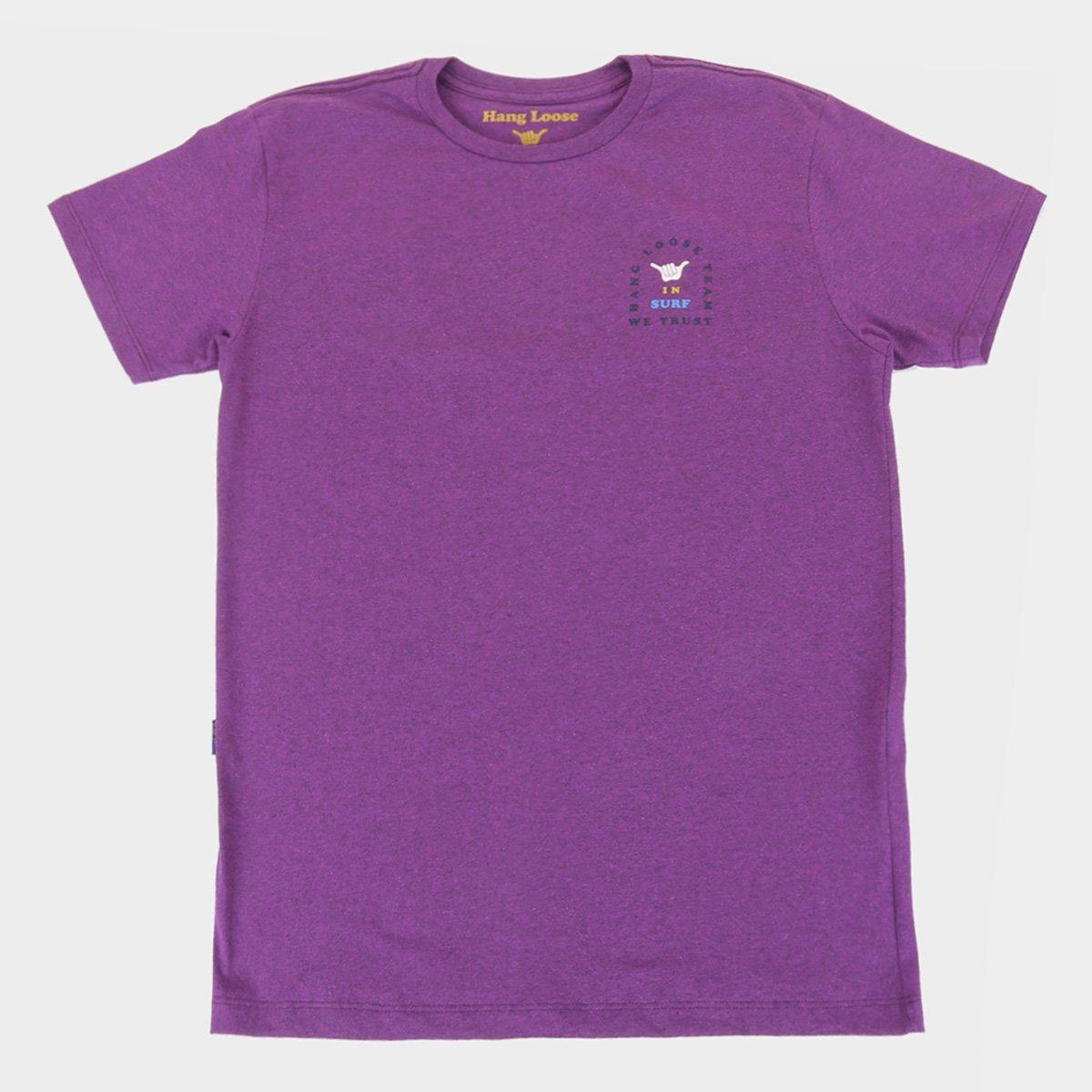Camiseta Infantil Hang Loose Silk Trust Masculina