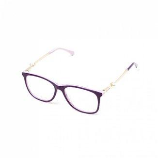 Armação de Óculos Thomaston Lilás e Pérola 56b2e54303