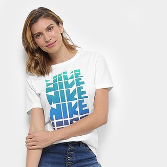 c38ab94dade Camiseta Nike Nsw Feminina