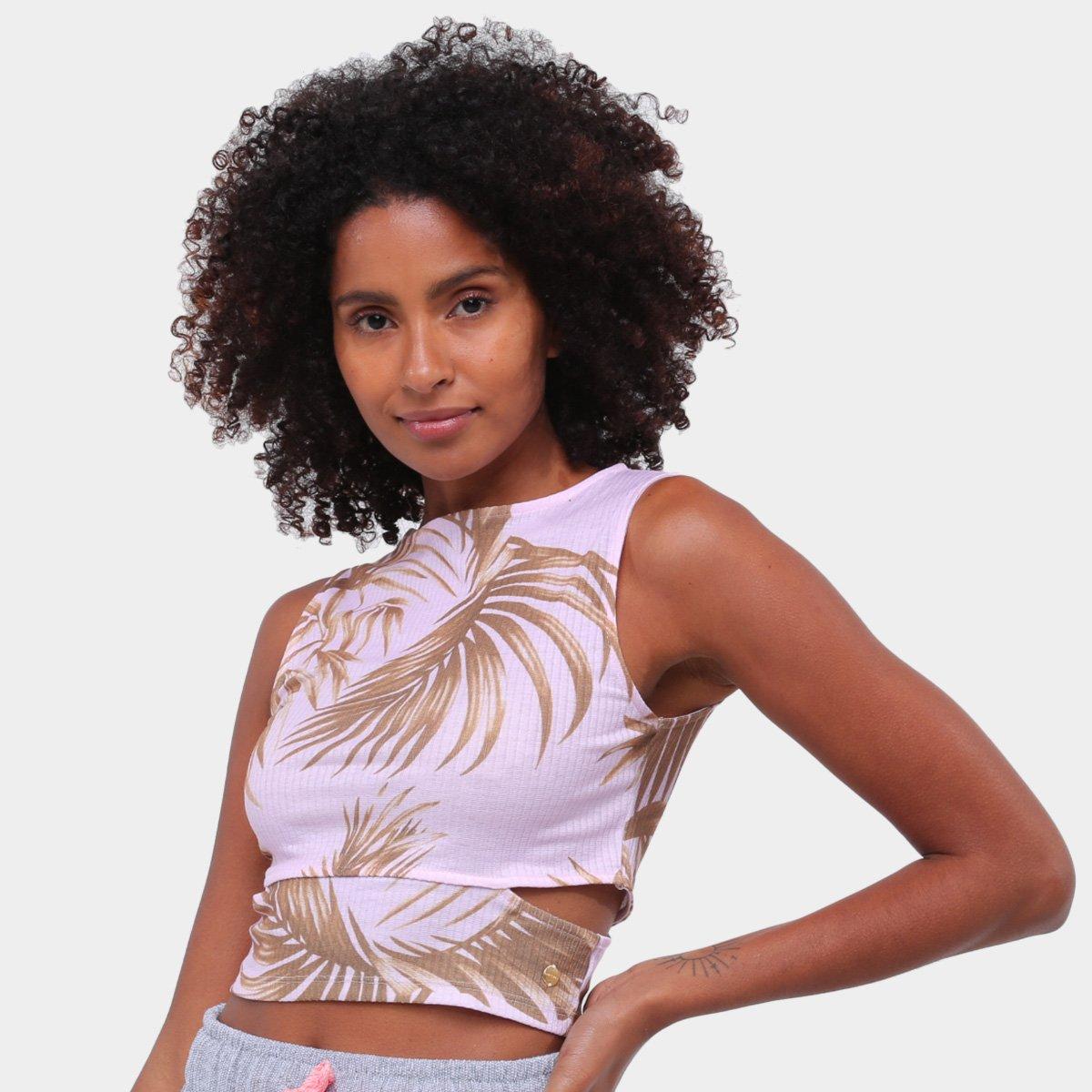 Blusa Rip Curl Palm Bay Top Feminino