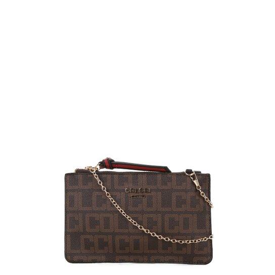 3d017dab75 Bolsa Colcci Mini Bag Logomania Feminina - Compre Agora