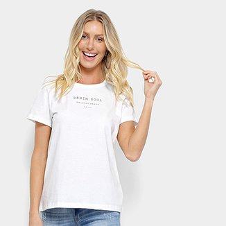 6aec0b03d Camisetas Femininas - Ótimos Preços | Zattini