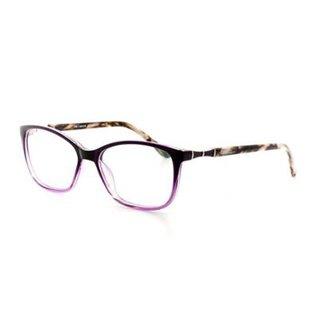046e23fdcadd9 Armação De Óculos De Grau Cannes 2315 T 52 C 7 Feminino