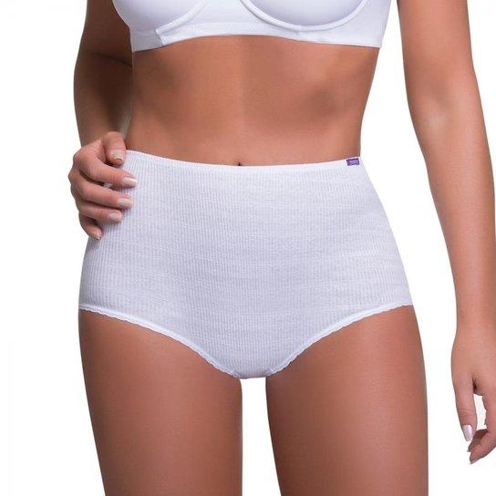 Calcinha Beline Plus Size Algodão Cintura Alta Marcyn - Compre Agora ... 213bfd9f7a6