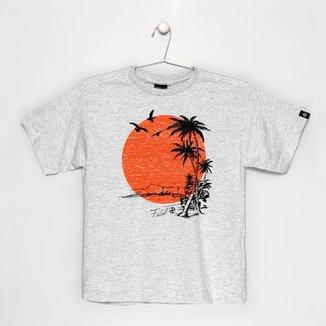 Camiseta Fatal Estampada Infantil b6c1b1f425cec