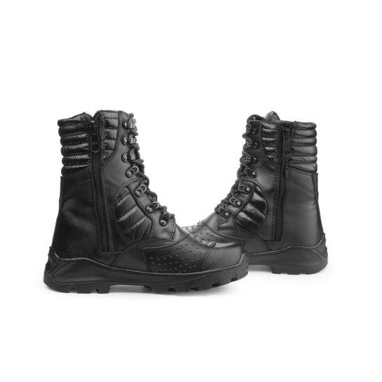 0691894e3 Bota Coturno Acero Militar Humer Preto - Compre Agora | Zattini