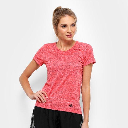 88146bb638e Camiseta Adidas Run Feminina - Compre Agora