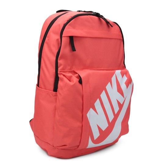 76eef918b Mochila Nike Sportswear Elemental - Coral | Zattini