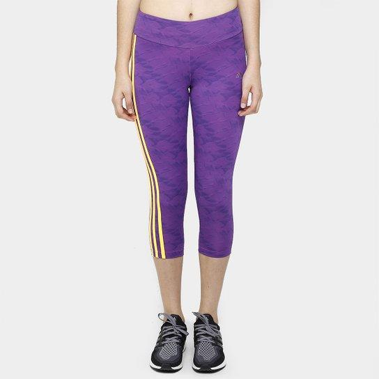 cb894ed56484e Calça Corsário Adidas Gráfica Wkt Feminina - Compre Agora