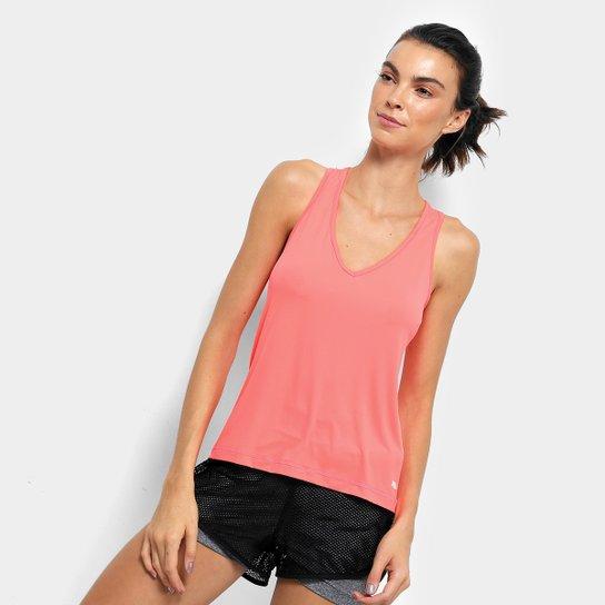 Camiseta Regata Fila Bio II Feminina - Coral - Compre Agora  456f231c383