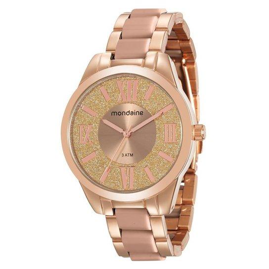d57982b9c88 Relógio Mondaine Feminino - Cobre - Compre Agora